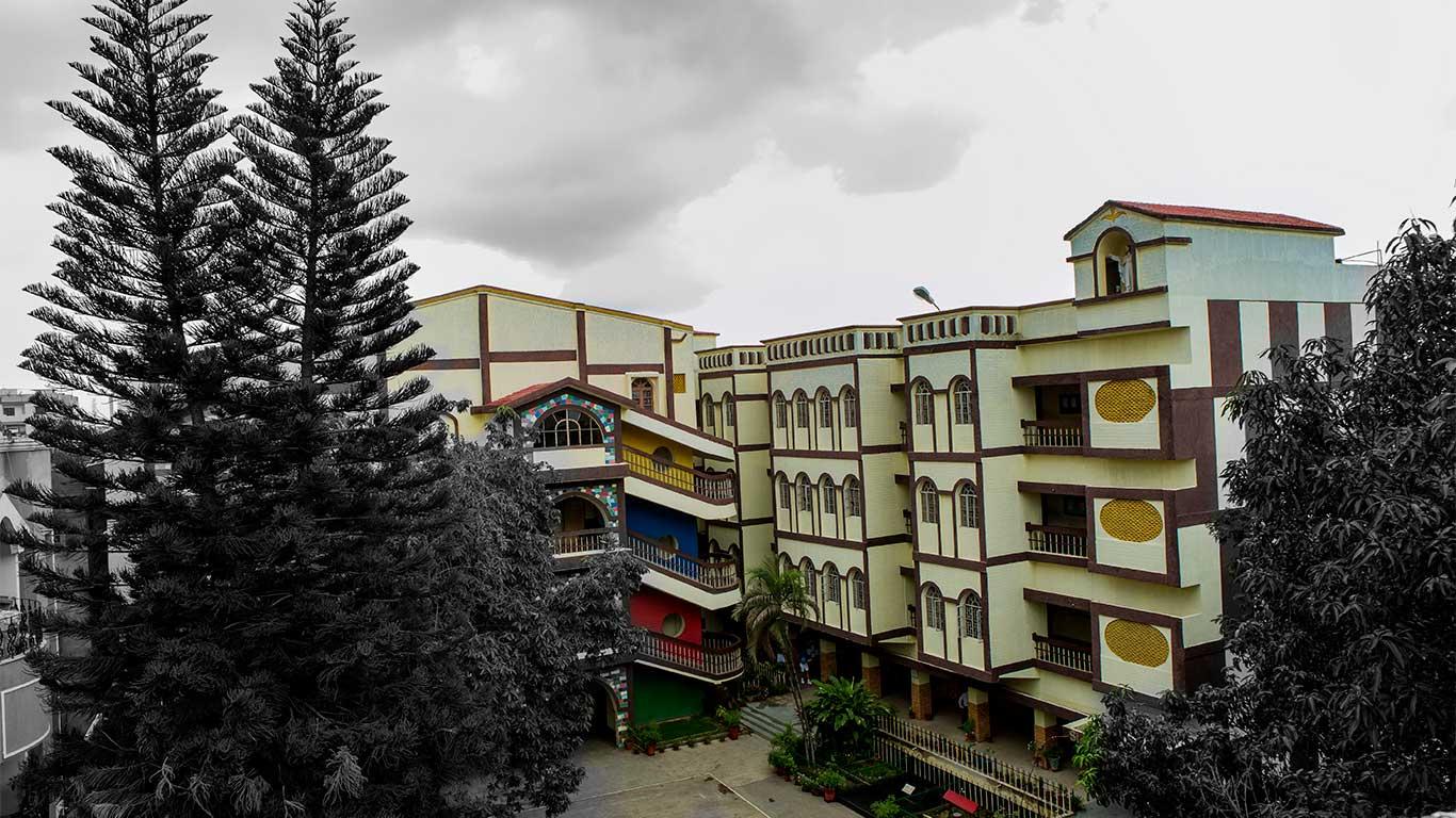 St  Anthony's School | Doranda, Ranchi